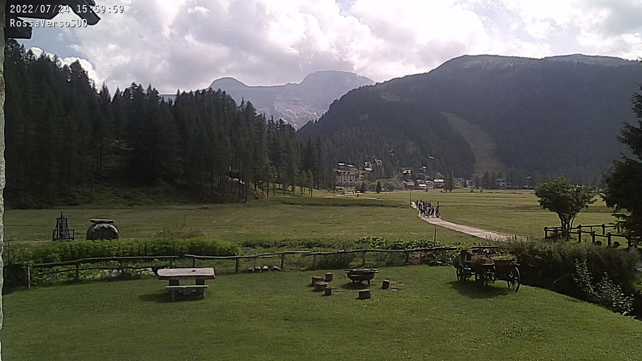 Webcam <br><span>webcam Alpe Devero - casa vacanze La Rossa</span>